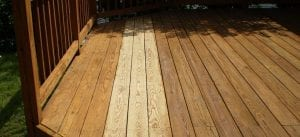 wood pressure cleaning, power washing, westchester, power cleaning, wood decks, patios