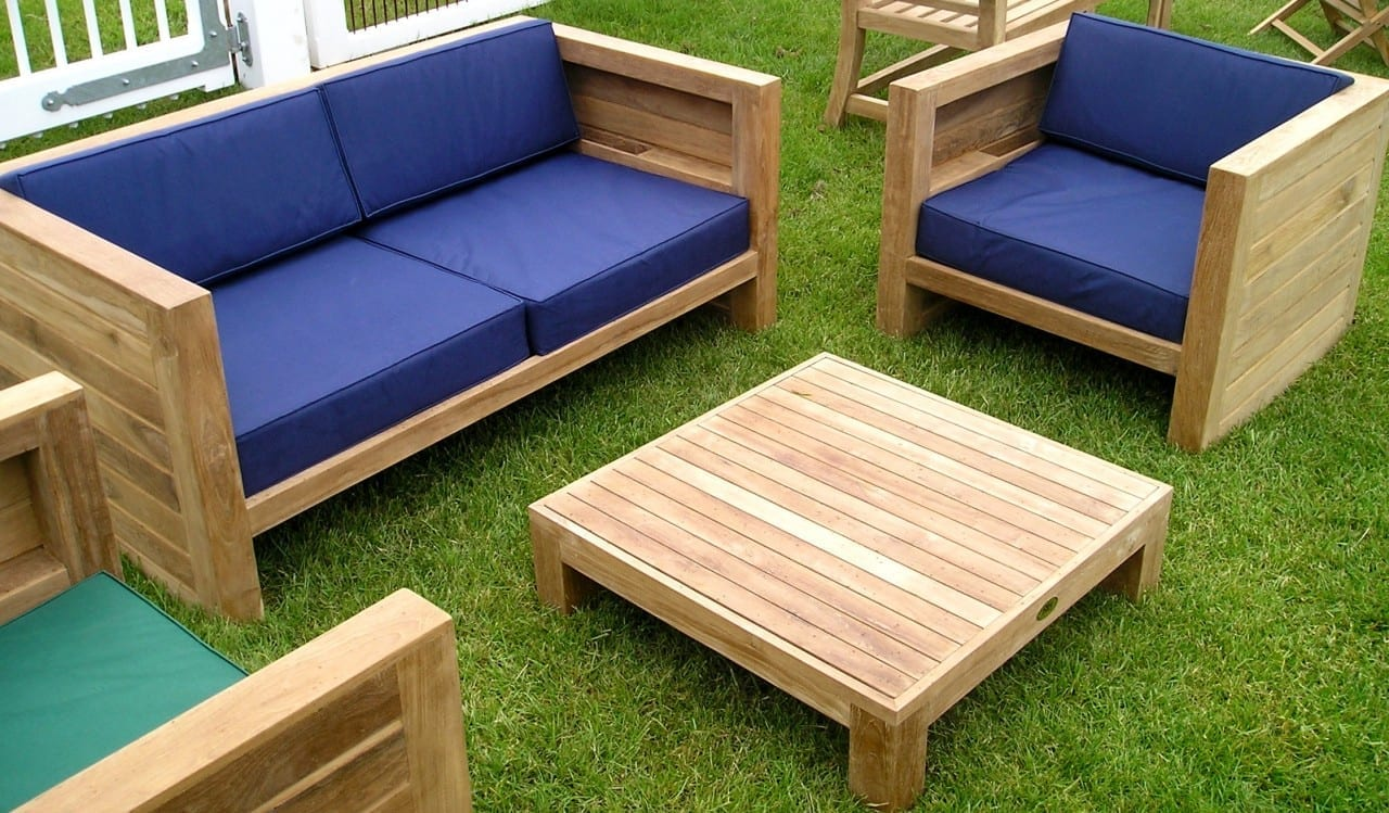 Garden Furniture Stain outdoor furniture - westchester powerwashing