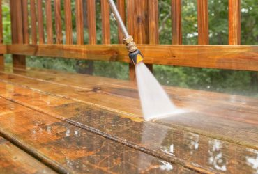 Power Washing Patios & Walkways