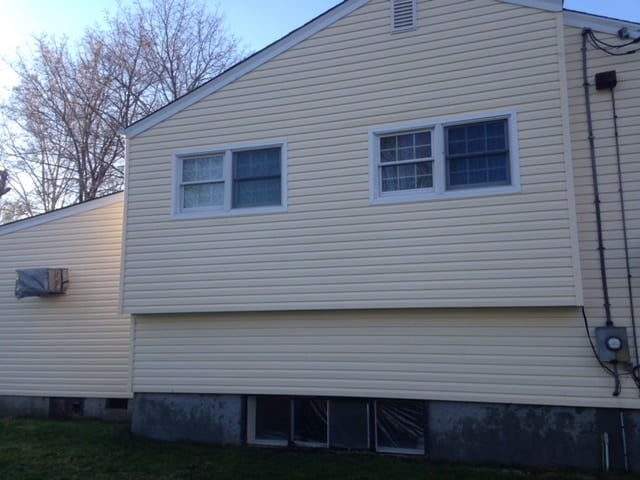 BEdford, Bedford Hills siding, house and roof cleaning- Westchester Power Washing