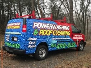 Westchester Power Washing- Free roof cleaning, house pressure washing estimates