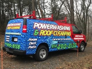 Westchester Power Washing- Free roof cleaning, house pressure washing estimates, roof cleaning, pressure washing