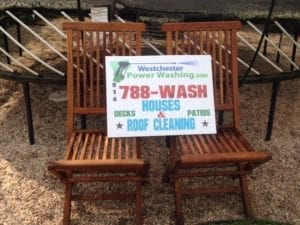furniture pressure washed, decks, patios, walkways, roof soft washed, siding washed