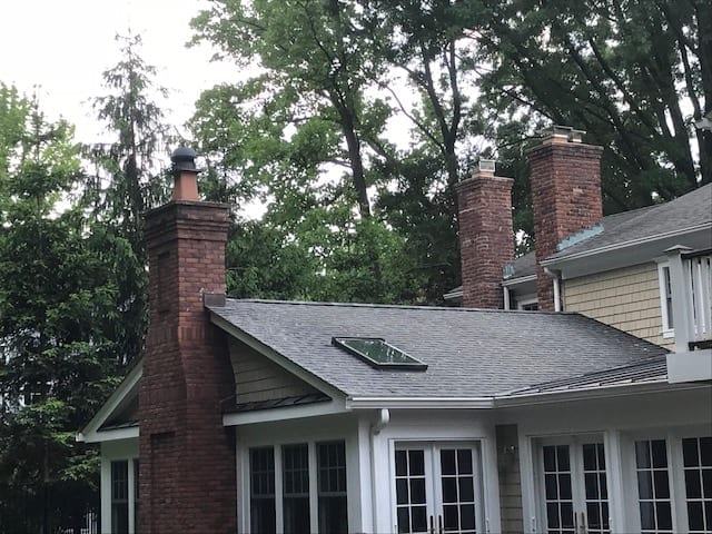 Hawthorne roof shampoo and pressure washing, westchester power washing