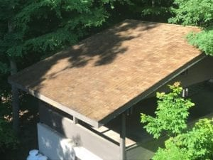 soft roof washing, roof shampoo, roof cleaning, black streaks, mold, mildew, moss, lichens cleaned and removed- powerwashingwestchester.com, westchesterpowerwashing.com, FREE roof washing estimates 914-490-8138