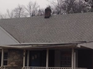 After soft roof washing, Rye House, NY, pressure cleaning , Westchester Power Washing