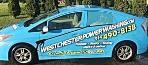 westchester power washing car, free estimates 914-490-8138