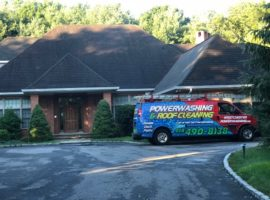 Armonk Roof Shampoo & Pressure Cleaning