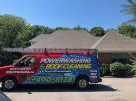 Bedford Hills Roof & House Soft Washing