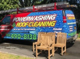 Pound Ridge Pressure Wash